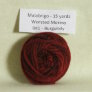 Malabrigo Worsted Merino Samples - 041 Burgundy