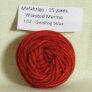Malabrigo Worsted Merino Samples Yarn - 102 Sealing Wax