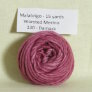 Malabrigo Worsted Merino Samples Yarn - 130 Damask