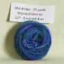 Malabrigo Worsted Merino Samples - 137 Emerald Blue