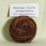 Malabrigo Worsted Merino Samples - 161 Rich Chocolate