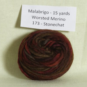 Malabrigo Worsted Merino Samples Yarn