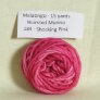 Malabrigo Worsted Merino Samples Yarn - 184 Shocking Pink