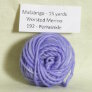 Malabrigo Worsted Merino Samples - 192 Periwinkle