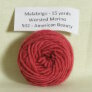 Malabrigo Worsted Merino Samples - 502 American Beauty