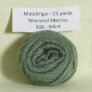 Malabrigo Worsted Merino Samples - 506 Mint