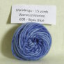 Malabrigo Worsted Merino Samples - 608 Bijou Blue
