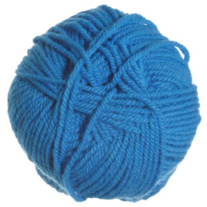 Plymouth Yarn Encore Worsted Yarn - 0480 Neon Blue