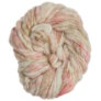 Knit Collage Cast Away Yarn - Peachy Sparkle