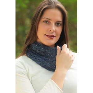 Javori Designs Madison Beaded Cowl