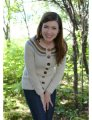 Never Not Knitting Patterns - Playful Stripes Cardigan (Adult)