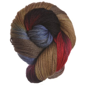 Lorna's Laces Shepherd Worsted Yarn - '14 Fit for a Feast - Wild Turkey
