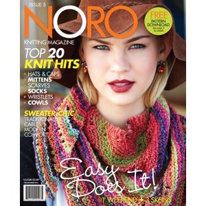 Noro Knitting Magazine - Issue 5 - Fall/Winter 2014