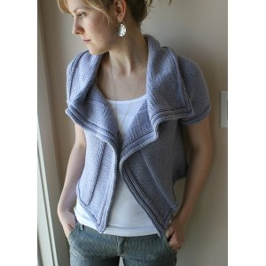 The Yarniad Patterns - Lilas Cardigan Pattern