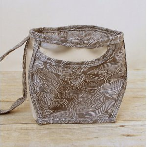 Chicken Boots Clear Wristlet - Wind