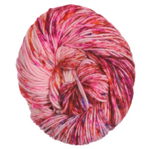 Plymouth Yarn Worsted Merino Superwash Hand-Dyed Yarn - 108 Lipstick