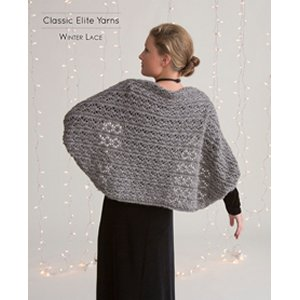 Classic Elite Pattern Books - 1412 Winter Lace