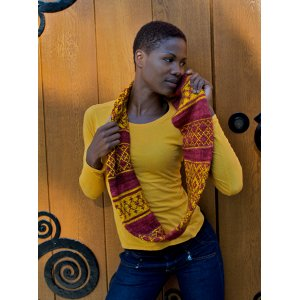 Andrea Rangel Knits Patterns - Ablaze Pattern