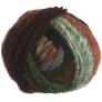 Noro Kureopatora Yarn - 1004 Grey, Brown, Orange, Green