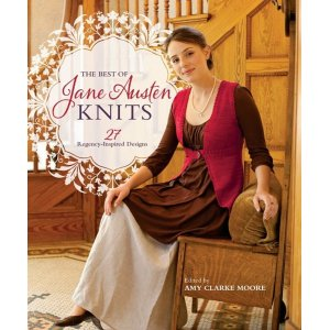 Amy Clarke Moore - The Best of Jane Austen Knits
