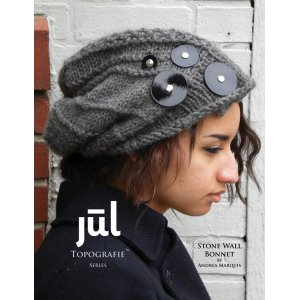 Jul Patterns - Topografie Series Patterns - Stonewall Bonnet