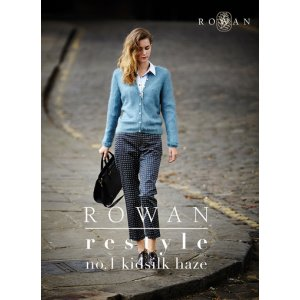 Rowan Pattern Books - Restyle No. 1 - Kidsilk Haze