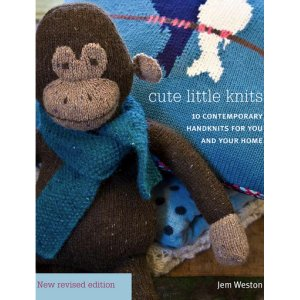 Rowan Pattern Books - Cute Little Knits - Revised Edition