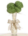 Jimmy Beans Wool Yarn Bouquets - Rowan Thick 'n' Thin Bouquet - Greenstone