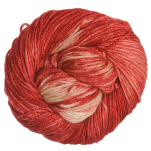Madelinetosh Tosh Vintage Yarn - '15 May - Strawberry Rhubarb Pie
