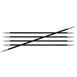 Knitter's Pride Karbonz Double Point Needles