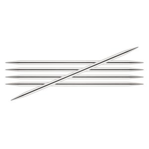 "Knitter's Pride Nova Platina Double Pointed Needles - US 2.5 (3.0mm) - 5"" Needles"
