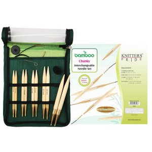 Knitter's Pride Bamboo Interchangeable Needle Sets Needles