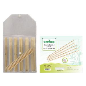 Knitter's Pride Needles - Bamboo Double Pointed Sock Needle Sets Needles