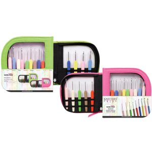 Knitter's Pride Waves Crochet Hook Set Needles