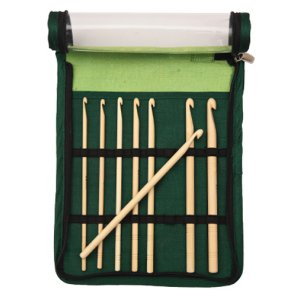 Knitter's Pride Needles - Bamboo Crochet Hook Set Needles