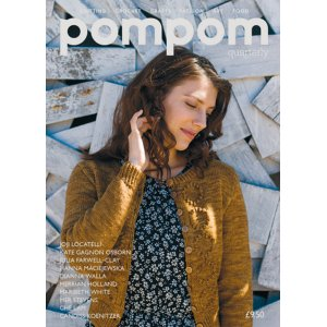 Pom Quarterly - Issue 12 - Spring 2015