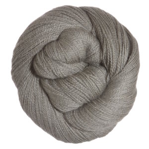 The Fibre Company Road to China Lace Yarn - Grey Pearl