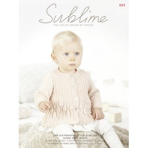 Sublime Books - 683 - The Sixteenth Little Sublime Hand Knit Book