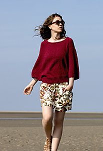 Rowan Panama Wander Top Kit - Women's Pullovers
