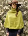 Rowan Pure Wool Worsted Cairn Poncho Kit