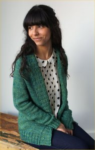 The Fibre Company Terra Rosemont Cardigan Kit - Women's Cardigans