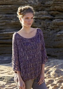 Rowan Silkystones Spring Top Kit - Women's Pullovers