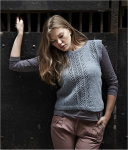 Rowan Felted Tweed DK Women's Slipover Kit - Women's Pullovers