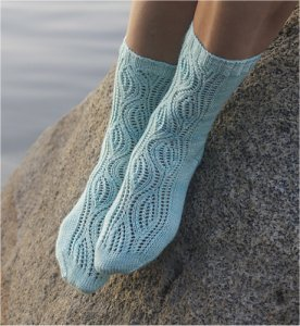 Madelinetosh Tosh Sock Torrent Socks Kit - Socks