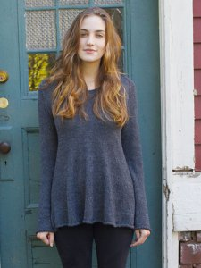 Berroco Folio Graphite Pullover Kit - Women's Pullovers