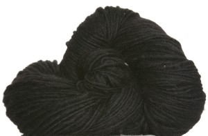 Manos Del Uruguay Wool Clasica Semi-Solids Yarn - 08 Black