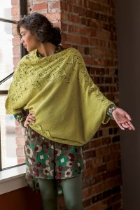 Lorna's Laces Honor Botanic Pullover Kit - Women's Pullovers