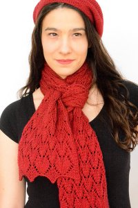 Juniper Moon Farm Findley DK Brant Point Hat & Scarf Kit - Women's Accessories