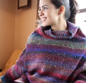 Noro Cyochin Sweater Kit - Women's Pullovers