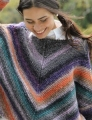 Noro Silk Garden Garter Stitch Sweater